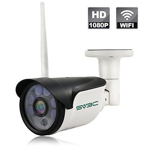 Camara De Seguridad Inalambrica Sv3c Full Hd 1080p Wifi Al A