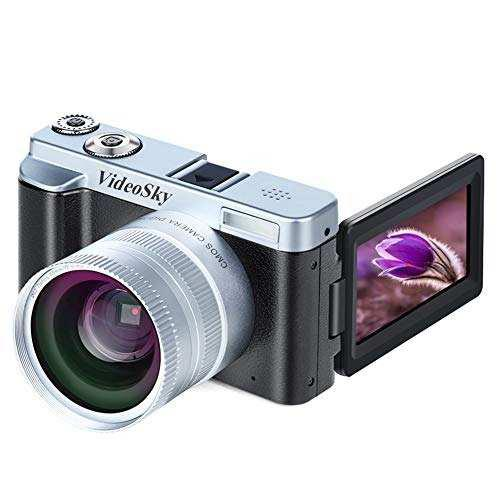 Camara De Video Vlogging Digital Video Hd 1080p 240mp Videoc