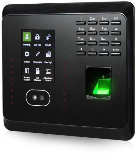 Control De Asistencia Y Acceso Facial - Mb360