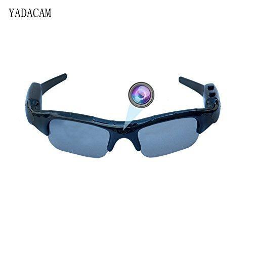 170d7f3b55 Las gafas de sol 1080p hd espian la camara oculta yadacam bl