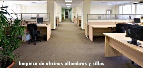servicio de limpieza de oficinas y lavado de alfombras