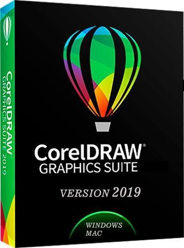 Corel Draw 2019 X11 Graphics Suite No Se Bloquea Windows Mac