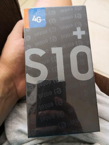 Samsung Galaxy S10 + Plus Nuevo En Caja Sellado Y Libre