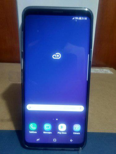 Samsung S9 Plus Libre Como Nuevo 10/10