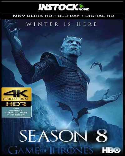 Serie Game Of Thrones Final 4k Uhd Digital Entrega Inmediata