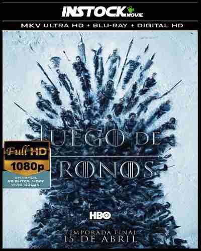 Serie Game Of Thrones Final Digital Entrega Inmediata