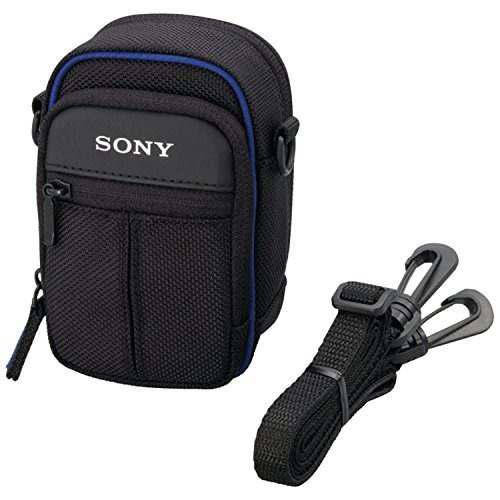 Carcasa Sony Lcscsj Soft Para Camaras Digitales Sony S, W, T