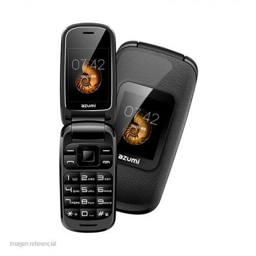 Teléfono Celular Básico Azumi Ac24g 2.4 240x320 Sim...