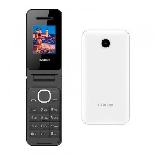 Teléfono Celular Básico Hyundai D275 1.77 Dual Sim R...