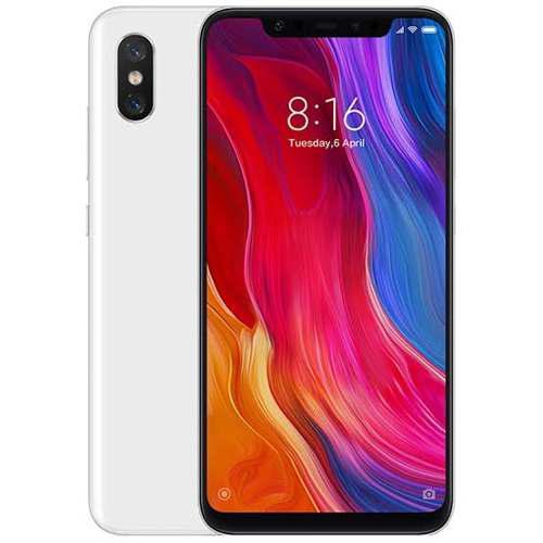 Xiaomi Mi 8 6gb Ram 64 Gb Rom Versión Global (blanco)