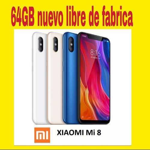 Xiaomi Mi 8 De 64gb