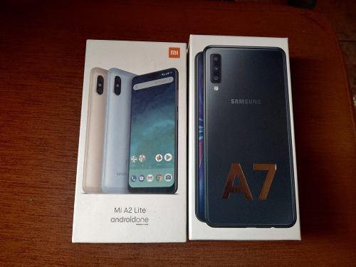 Xiaomi Mi A2 Lite 32 Y 3 Gb Color Negro