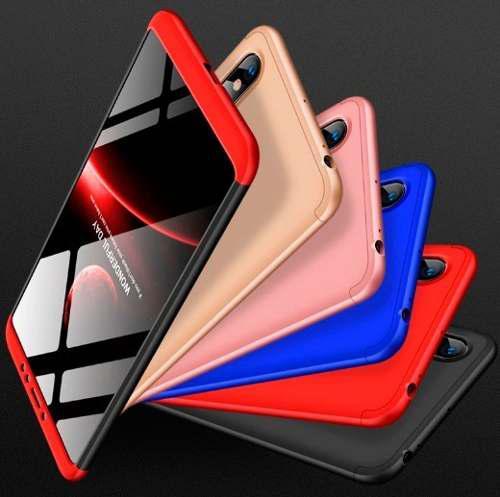 Xiaomi Mi Max 3 - Carcasa, Case, Funda Protectora 360°