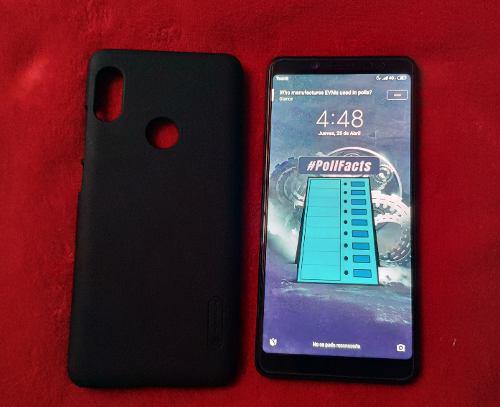 Xiaomi Redmi Note 5 Pro 4gb/64gb Black + Case Silicona