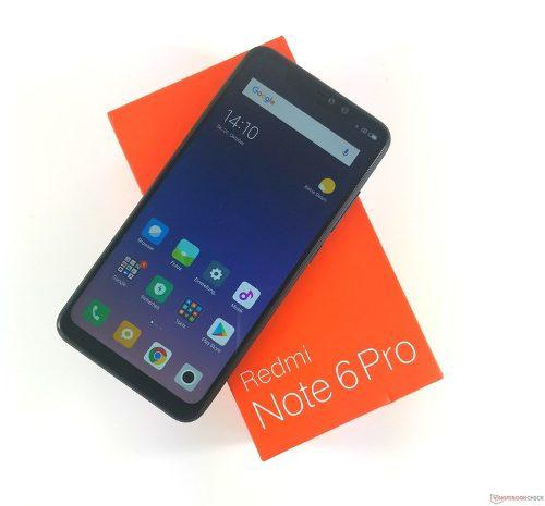 Xiaomi Redmi Note 6 Pro 4 / 64 Version Global