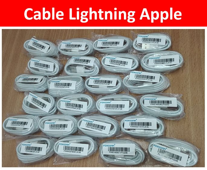 Cable Usb Lightning Apple Original Iphone Ipad