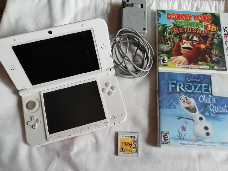 Nintendo 3DS como nuevo