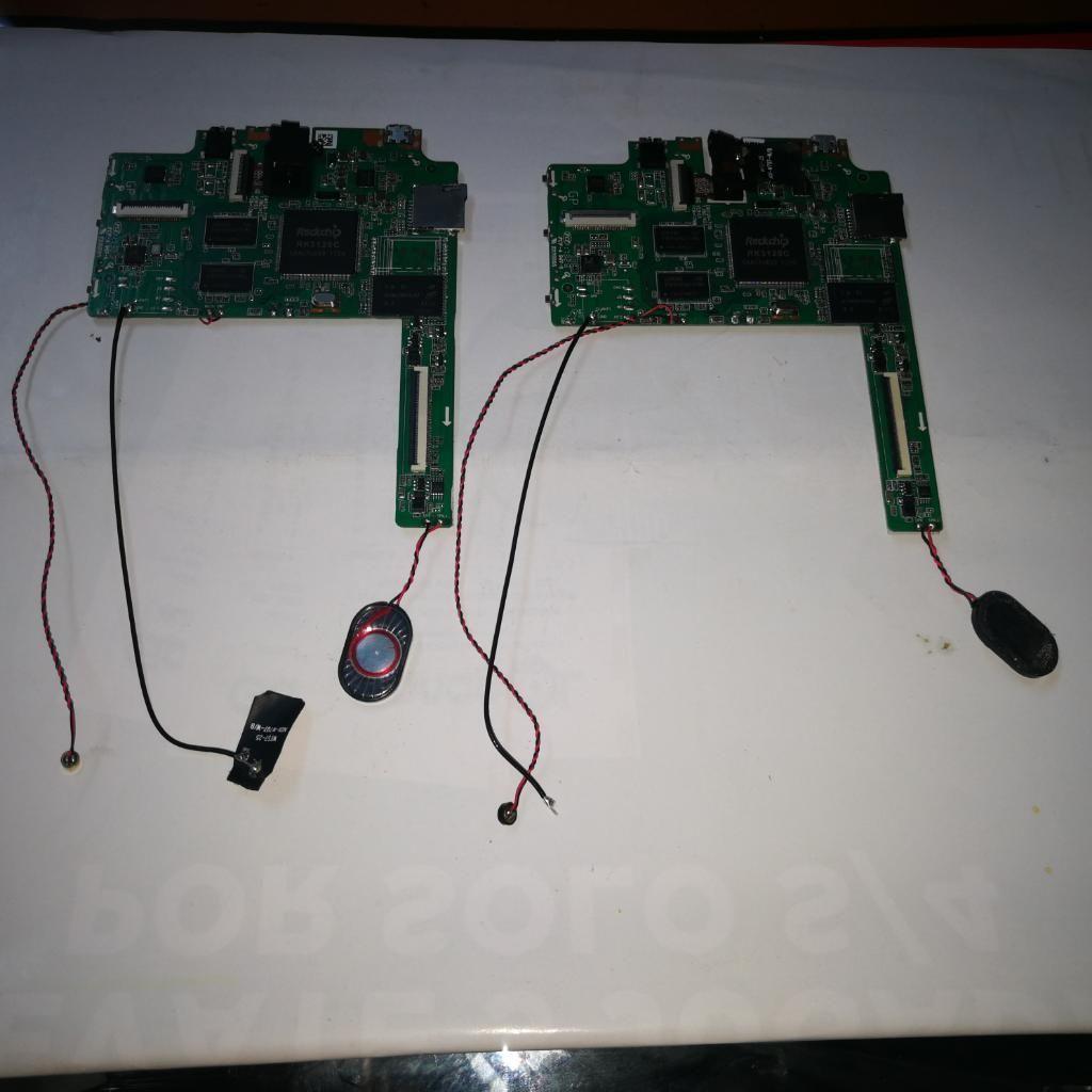 Placas Operativas de Tablet Aoc A731