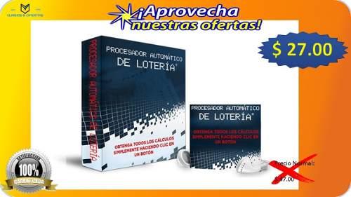 Procesador Automático De Lotería - Richard Lustig