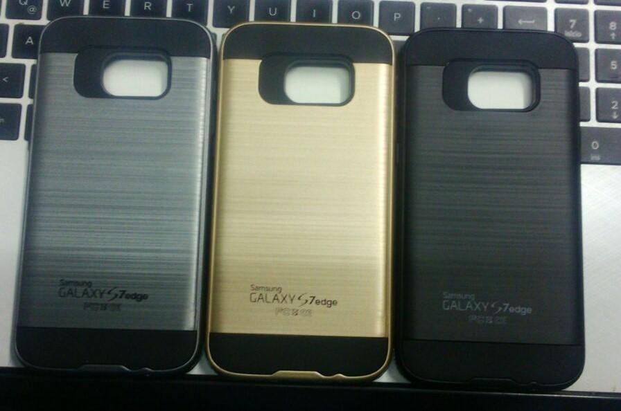 Protector Case Para Samsung Galaxy S7 Edge