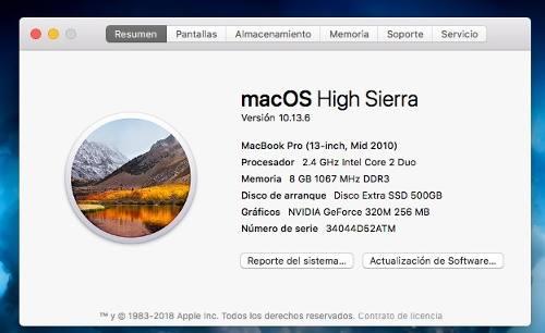 Remato Apple Macbook Pro A(mid gb Ram, Ssd 256gb