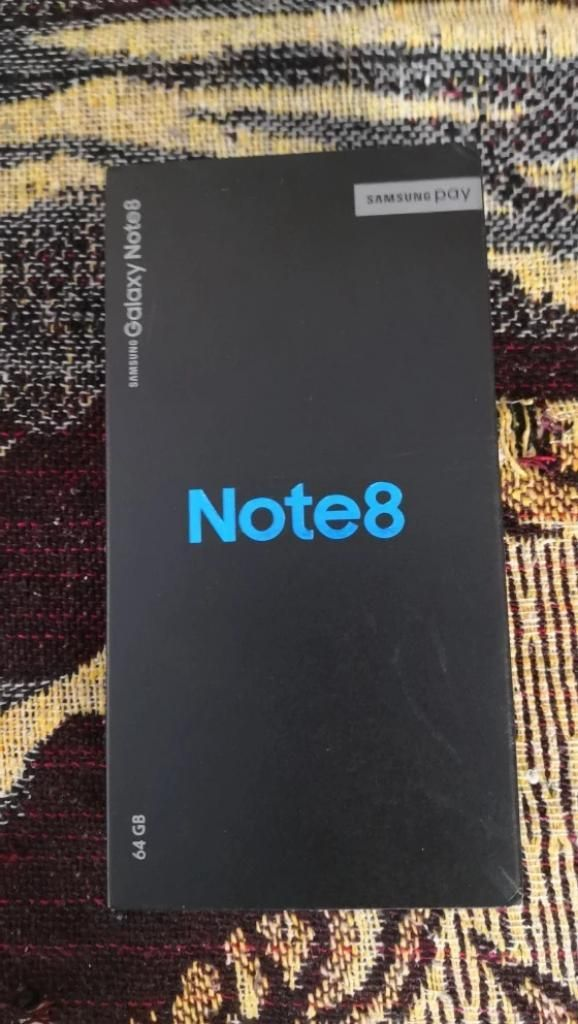 Samsung Galaxy Note 8 Nuevo