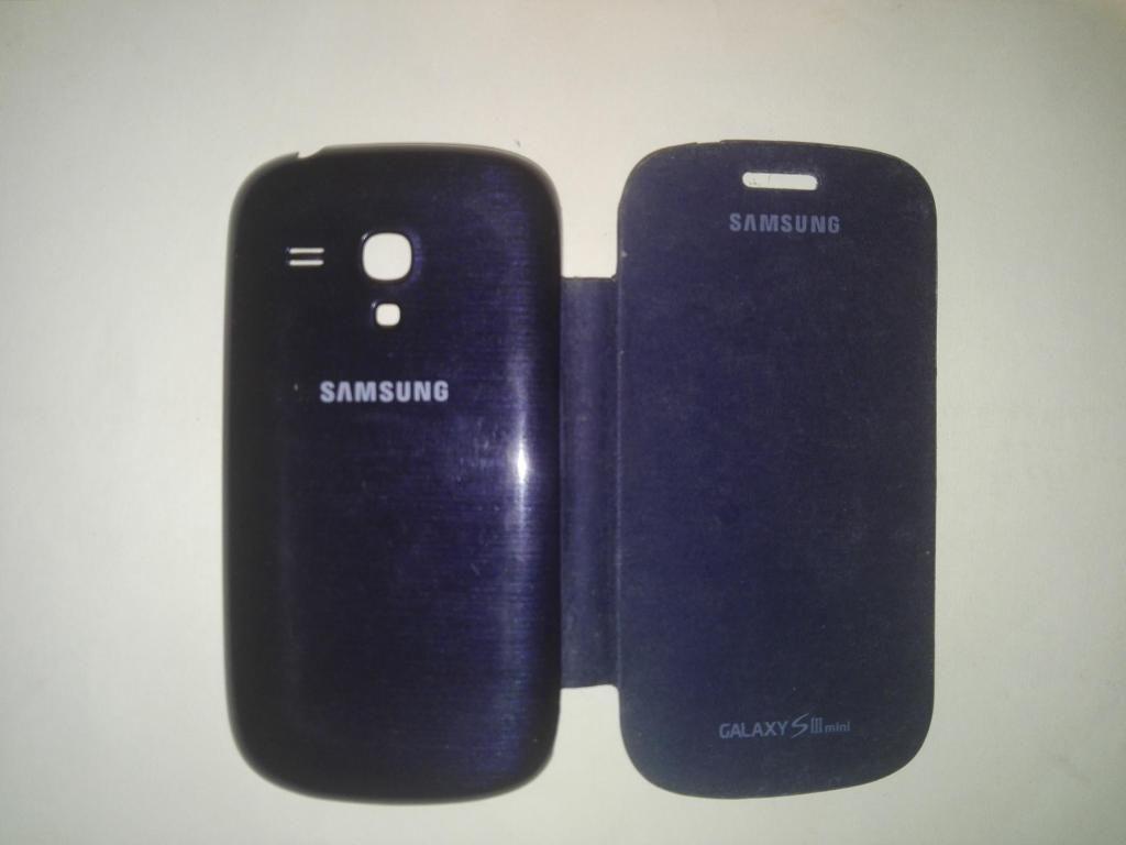 Samsung Galaxy S3 Mini Funda Flip Cover ORIGINAL