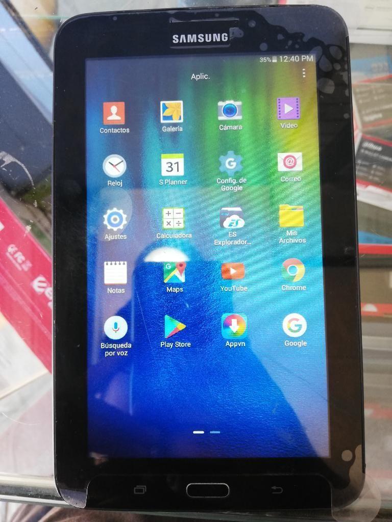 Samsung Galaxy Tab E de 7 Pulgadas