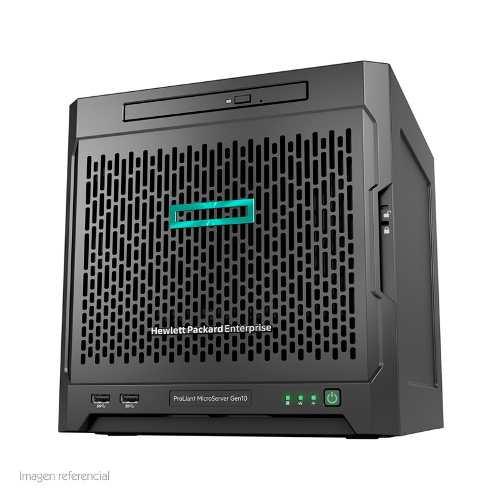 Servidor Hpe Proliant Microserver Gen10, Amd Opteron X