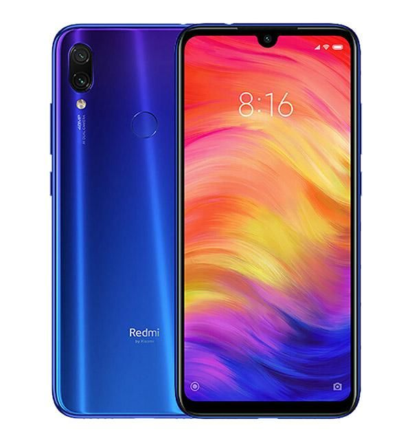 XIAOMI REDMI NOTE 7 GLOBAL 4G LTE 64 y 32 GB 48MP