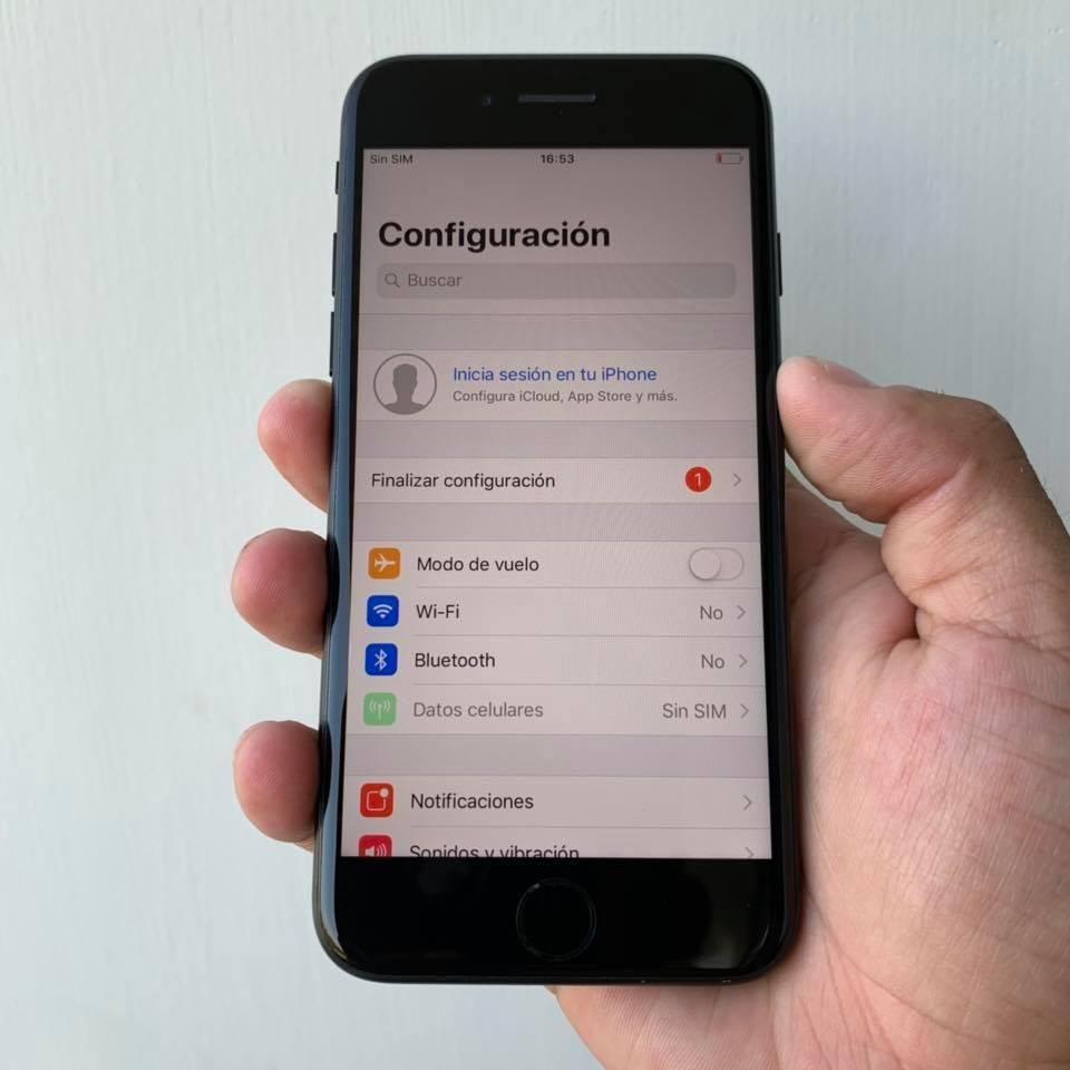iPhone 7 32 Gb Libre
