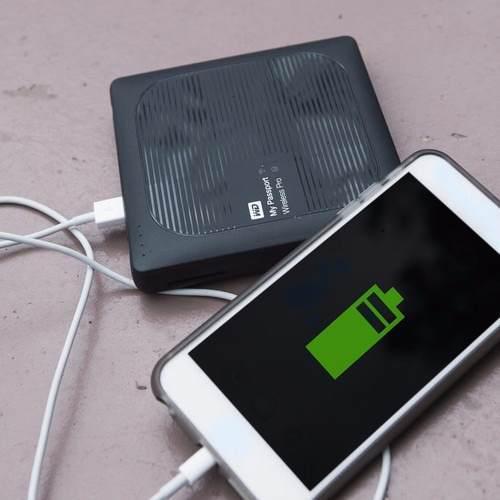 Adelanto Wd 3tb Wireless Pro Usb 3.0 Cancela Saldo 729 X Mdo