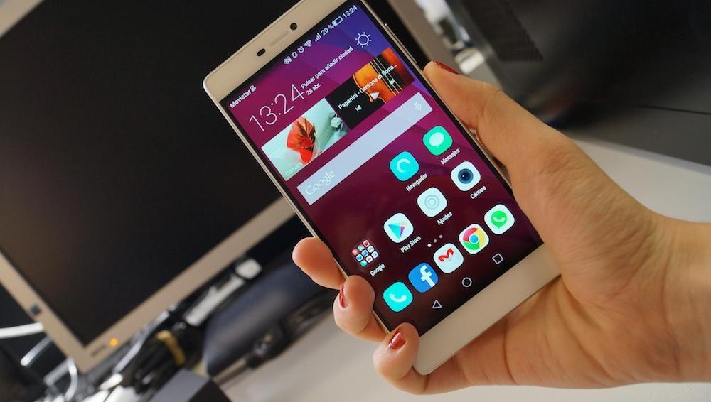 Vendo Celular Huawei P8 Grace 4G LTE Libre,3GB RAM,Camara de