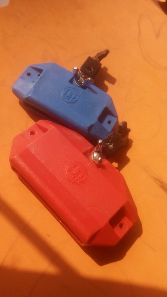 Vendo Jam Blok Rojo Y Azul