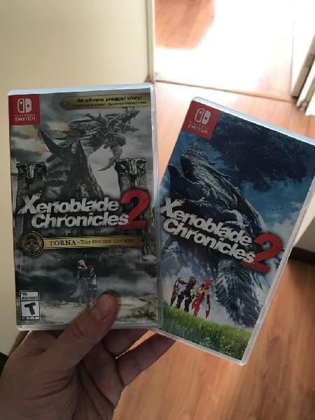 Vendo Juego Nintendo Switch