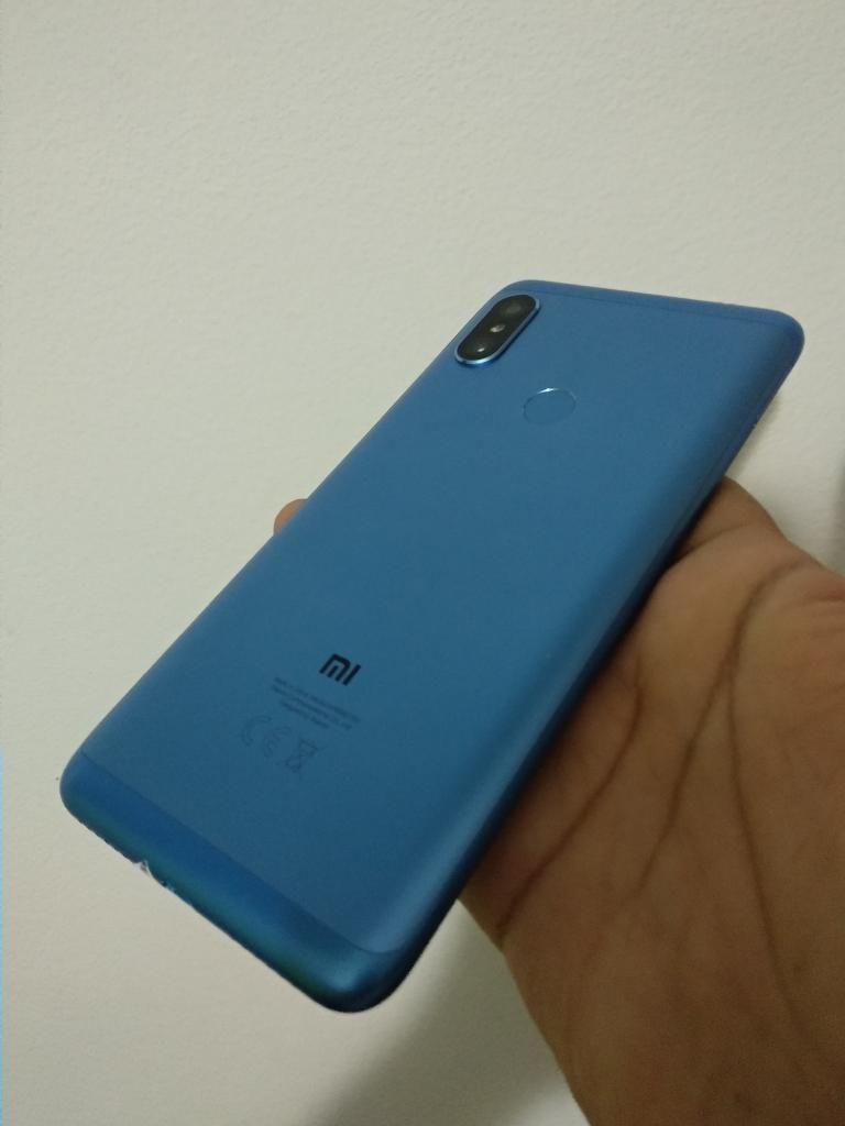 Xiaomi Note 6 Pro Azul
