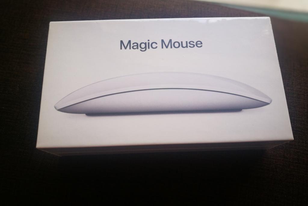 Magic Mouse 2 Apple Nuevo Sellado