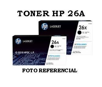 TONER HP26A HP26X