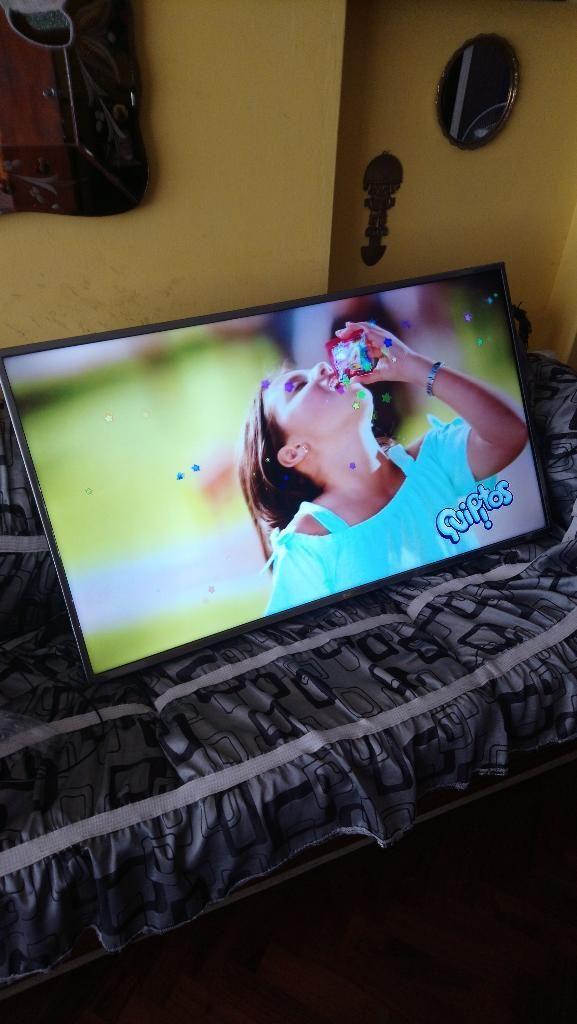 Tv Lg Smart Uhd 4k 49 Pulg en Caja