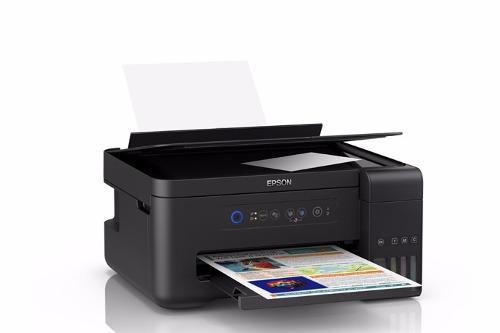 Impresora Multifuncional Epson Ecotank L4150 A4 Wifi 2019