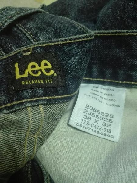 Jean Lee Relaxed Fit Talla 38 X