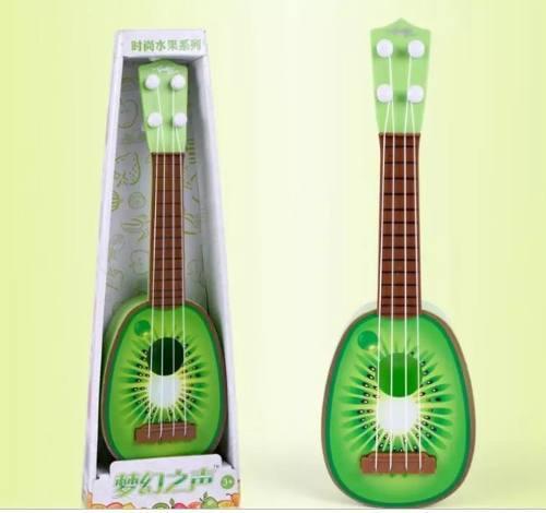 Ukelele De Frutas Para Niños Guitarra Juguete