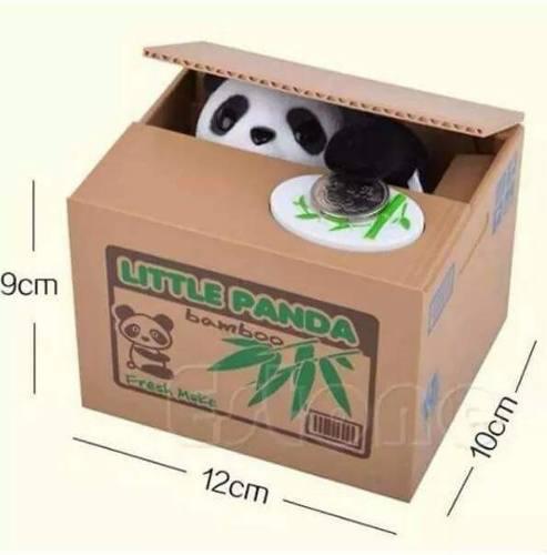 Alcancias De Panda,gatito,perrito
