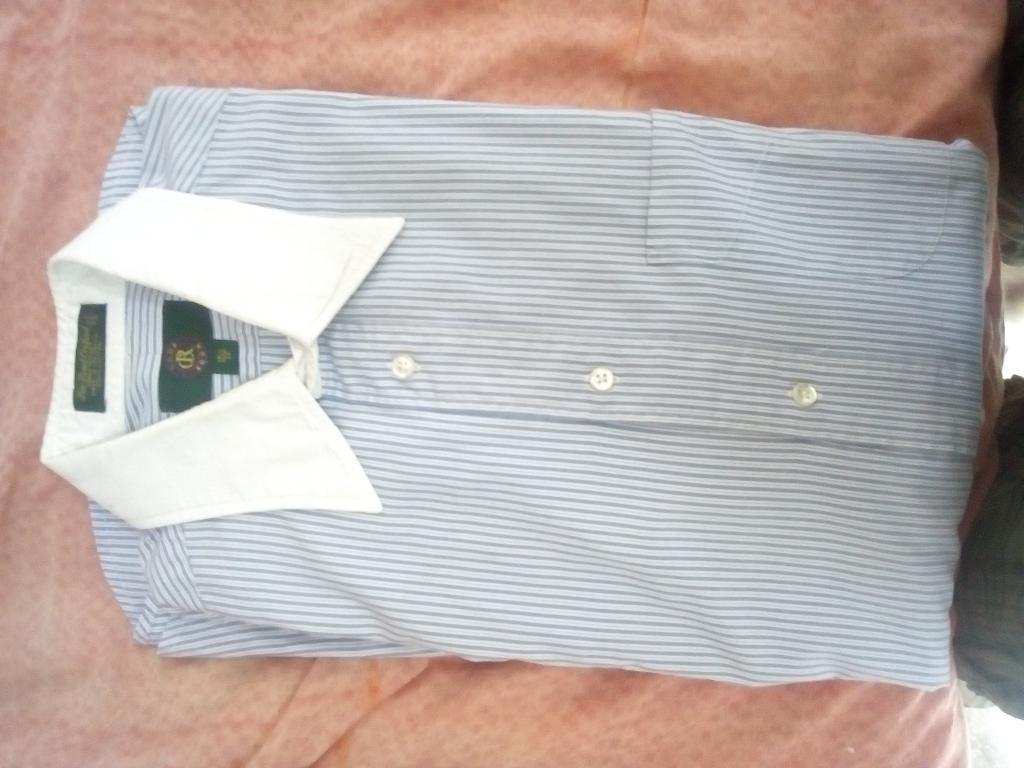 Camisa de Diseñador Talla L Y Xl