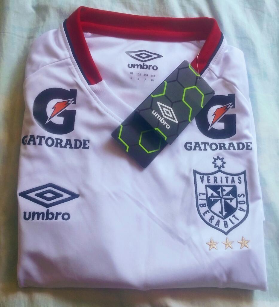 Camiseta de Fútbol Club Usmp