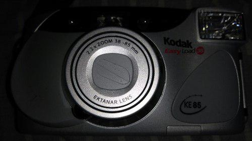 Cámara Fotográfica Kodak Ke85 Con Rollo