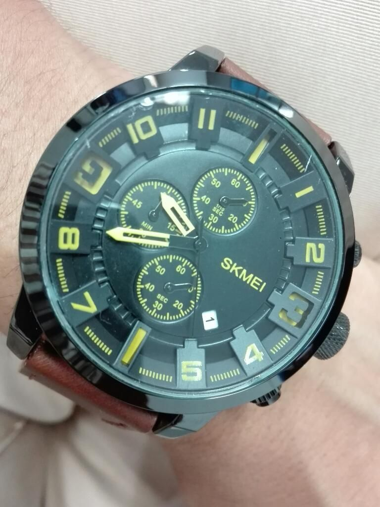 Reloj Skmei Nuevo Hombre Waterproof