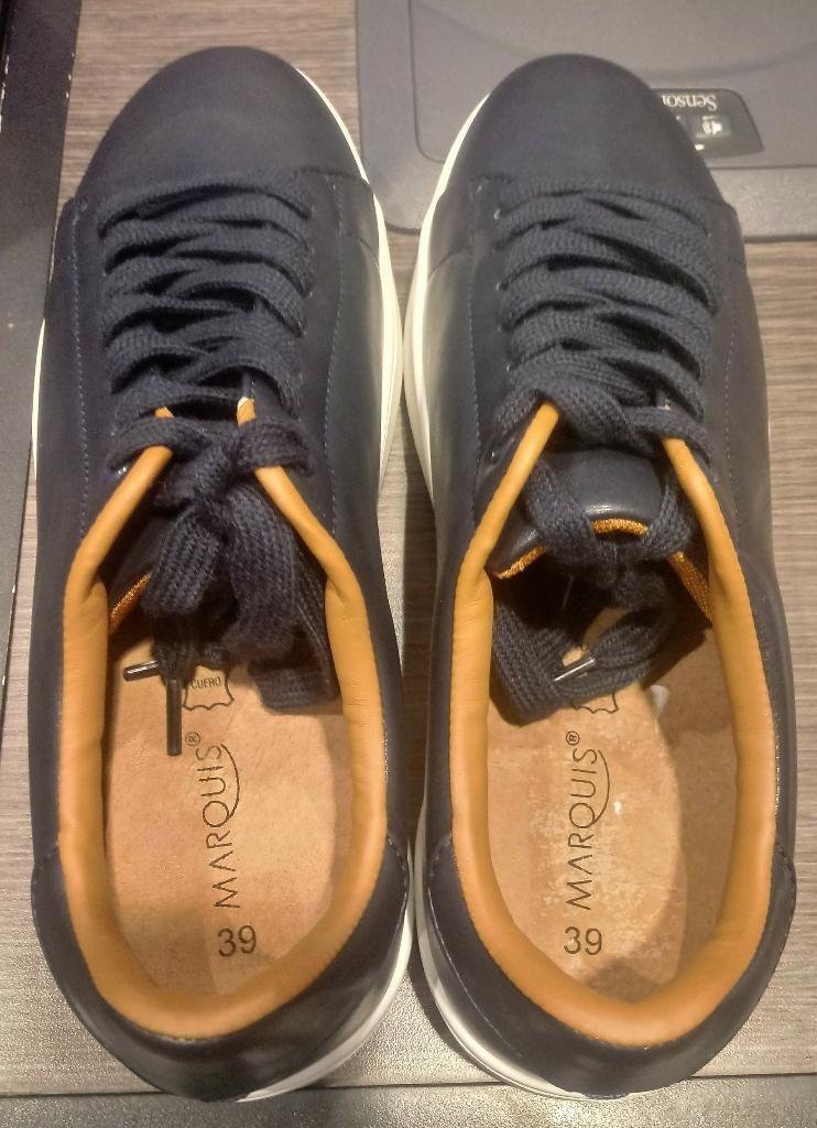 Zapatilla Zapato Marquis Talla 42
