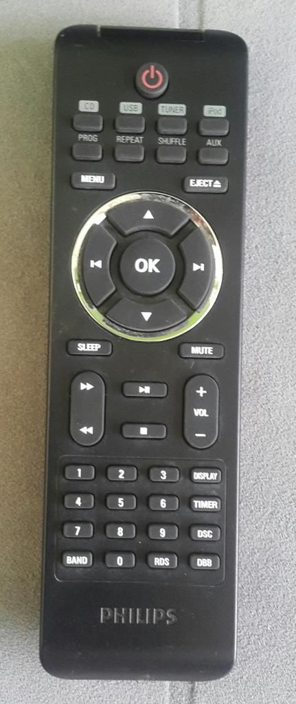Control Remoto PHILIPS DCM230 DCM250 Sistema de altavoces