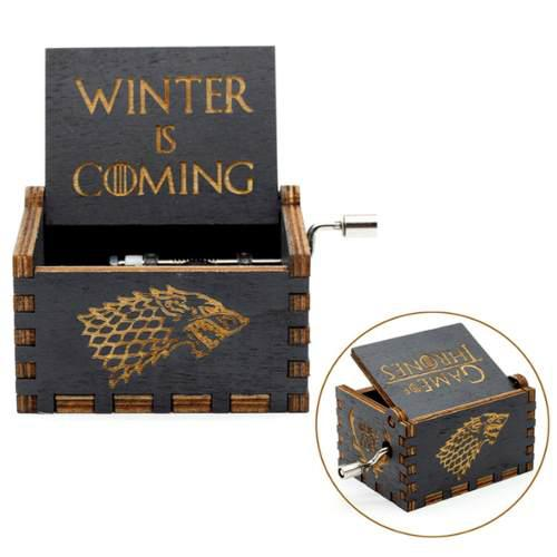 Caja Musical Game Of Thrones / Juego De Tronos Celular Pc Lg